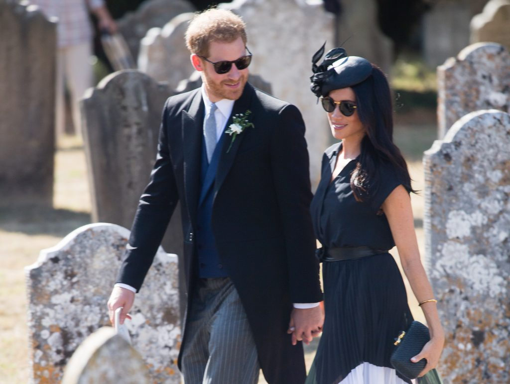 El príncipe Harry y Meghan Markle esperan su primera hijo
