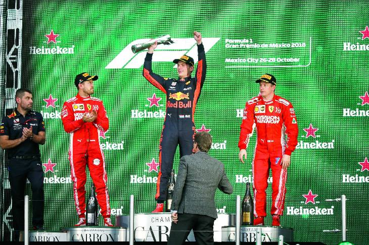 México vive su Gran Premio