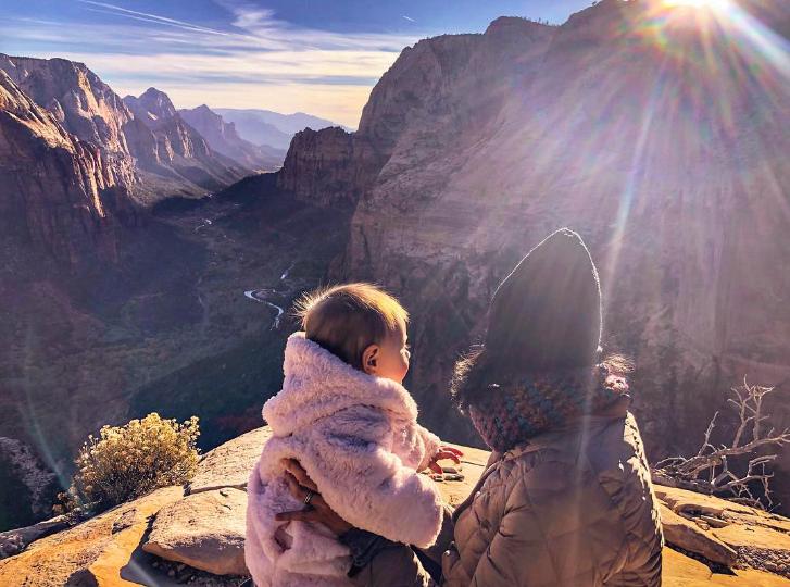 Aislinn Derbez dedica tierna reflexión a Kailani a nueve meses de su nacimiento