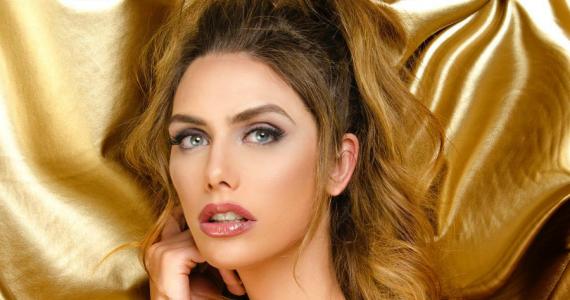Así luce Miss España sin gota de maquillaje