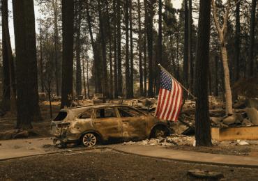 Famosos afectados por incendios en California comparten fotos y experiencias
