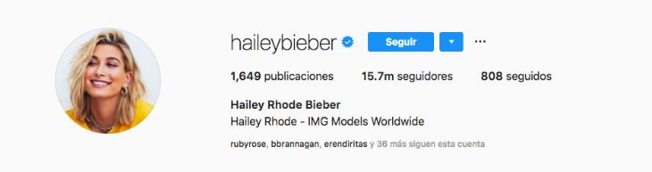 Así fue como Justin Bieber y Hailey Baldwin confirmaron que están casados