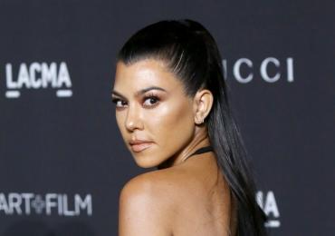 Kourtney Kardashian rompe el silencio sobre su supuesto embarazo