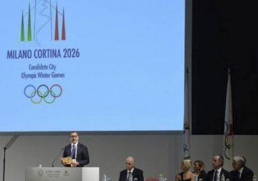 Milán se apunta para los Juegos Olímpicos de 2026