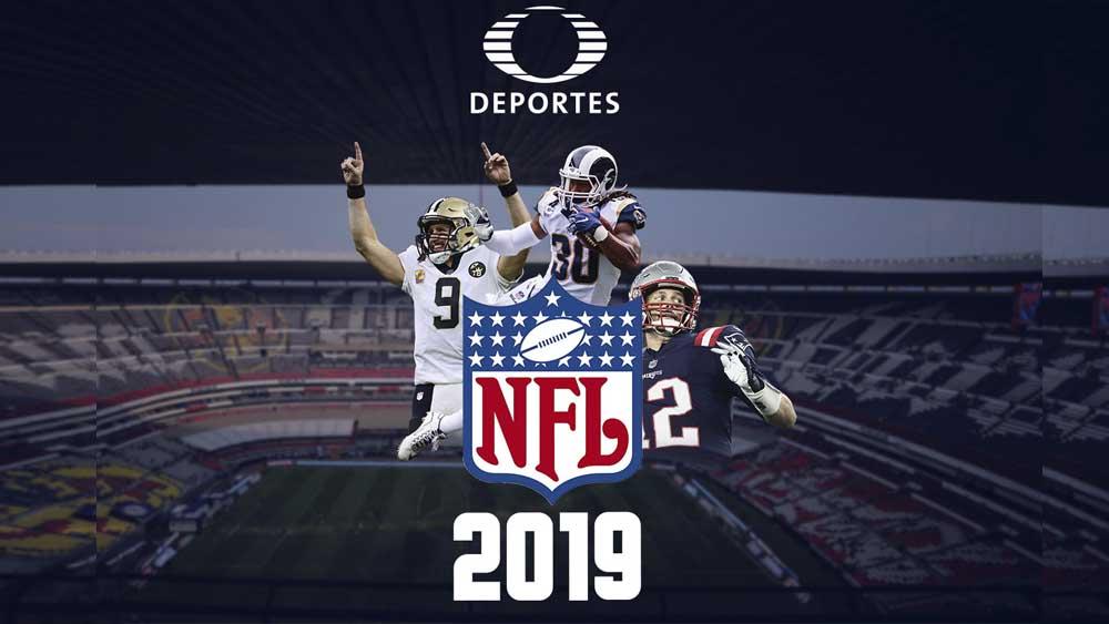 La NFL quiere estar en México y regresa en el 2019 - TVyNovelas USA 8ac9ae54aae