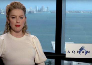 Platicamos con Amber Heard sobre su papel en Aquaman