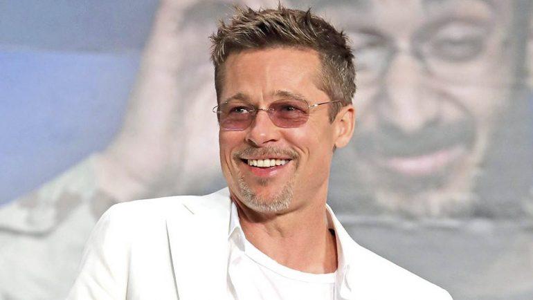 Brad Pitt celebra 55 primaveras junto a sus hijos