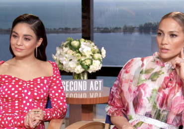 Jennifer Lopez y Vanessa Hudgens nos cuenta de su nueva película Second Act