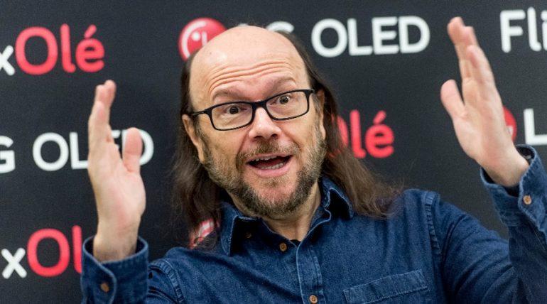 Santiago Segura nos confiesa algo desconocido y tiene que ver con Guillermo del Toro