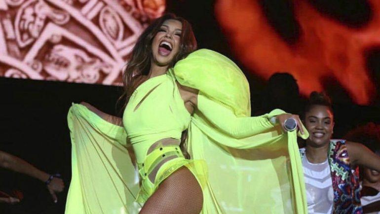 Thalía recuerda un día como hoy de 2013 con dedicatoria especial