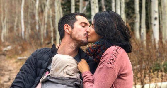 Aislinn Derbez y Mauricio Ochmann ¿en crisis matrimonial?