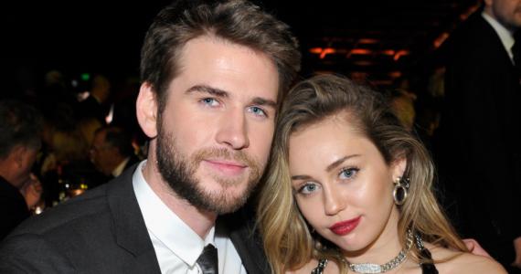 Liam Hemsworth le dice 'esposa' a Miley por primer vez en público, ¡así reaccionó ella!