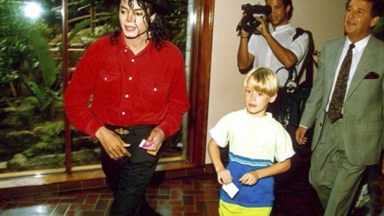 Macaulay Culkin habló sobre su relación con Michael Jackson