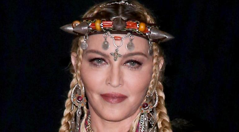 Madonna luce irreconocible con nuevo cambio de look