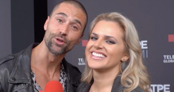 Isabella Castillo y Matias Novoa hablan de su compromiso
