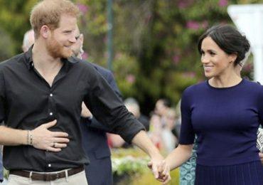 Meghan Markle anuncia cuando nacerá su bebé con el príncipe Harry