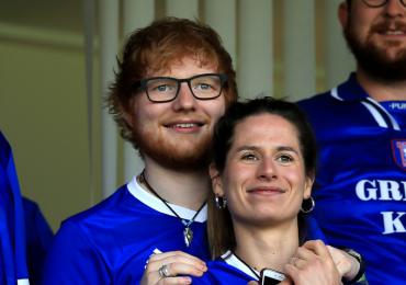 Ed Sheeran ¿se caso en secreto hace unos meses?