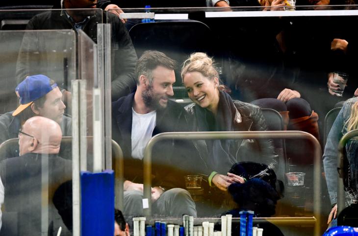Jennifer Lawrence llegará pronto al altar, ¡se comprometió con su novio!