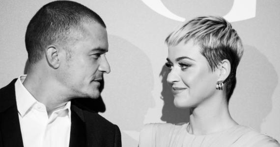 Katy Perry y Orlando Bloom se comprometen con original anillo de compromiso