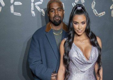 Kim Kardashian ridiculiza a Kanye West que hasta lo hicieron meme