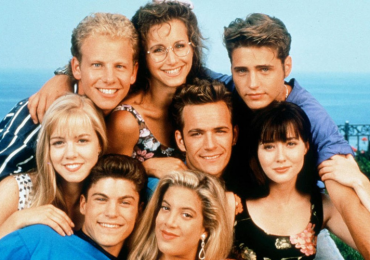 Actor de Beverly Hills 90210 sufre derrame cerebral