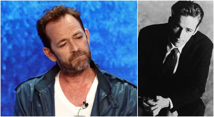 Actor de Beverly Hills 90210 sufre derrame cerebral