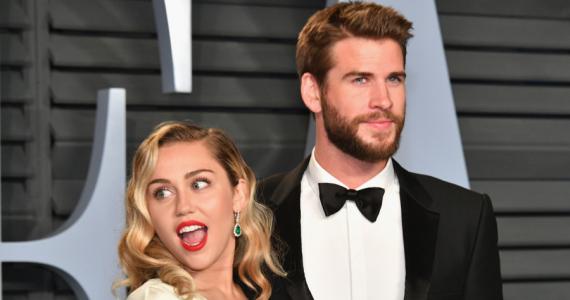 Miley Cyrus comparte fotos inéditas de su boda con Liam Hemsworth