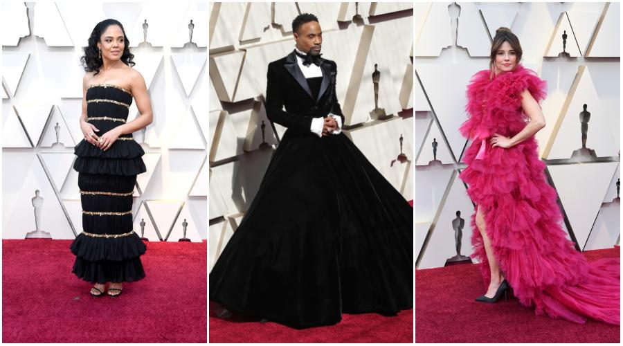7d52e422f Las peor vestidas de la alfombra roja de los Oscar 2019