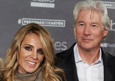 Richard Gere y su esposa, Alejandra Silva, se convierten en padres