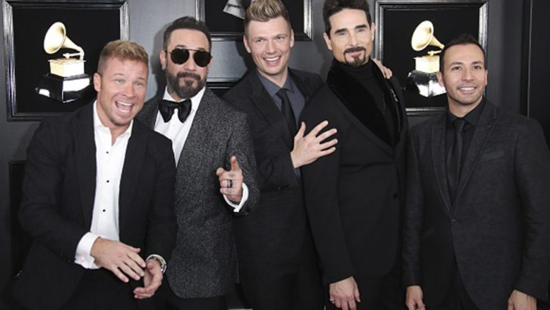Los Backstreet Boys son fans de Daddy Yankee