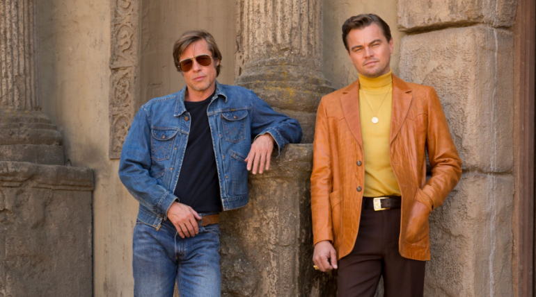 Lanzan primer tráiler de Once Upon a Time in Hollywood, la historia de la industria del cine en los 60