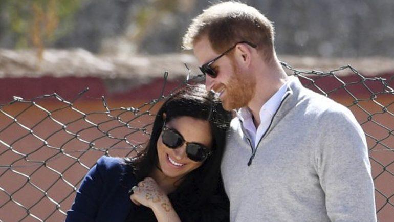 Príncipe Harry cuestiona a Meghan Markle sobre su paternidad