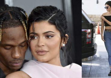 Aseguran que Travis Scott tuvo un idilio de amor con Kendall Jenner, su cuñada