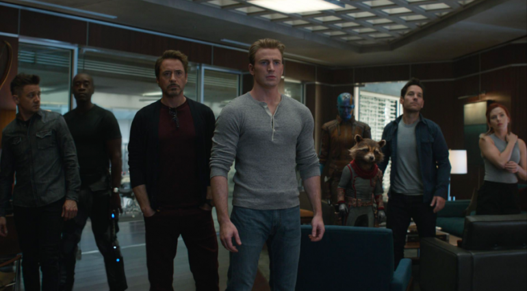 Avengers: Endgame se convierte en el mayor estreno de la historia