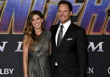 Chris Pratt y Katherine Schwarzenegger levantaron suspiros en su primera alfombra roja como prometidos