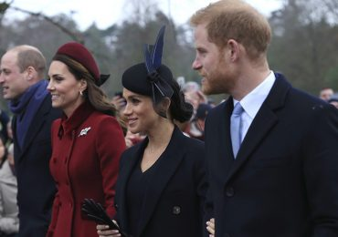 Príncipe William advirtió a Harry sobre su relación con Meghan Markle