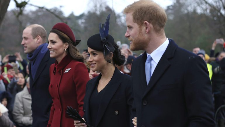 Príncipe William advirtió a Harry sobre su relación con Meghan Markle