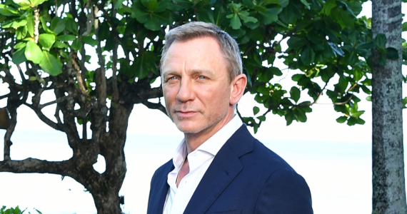 Confirman, nuevamente a Daniel Craig como James Bond