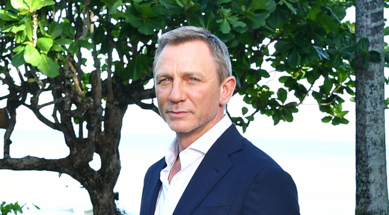 Confirman, nuevamente a Daniel Craig como James Bond