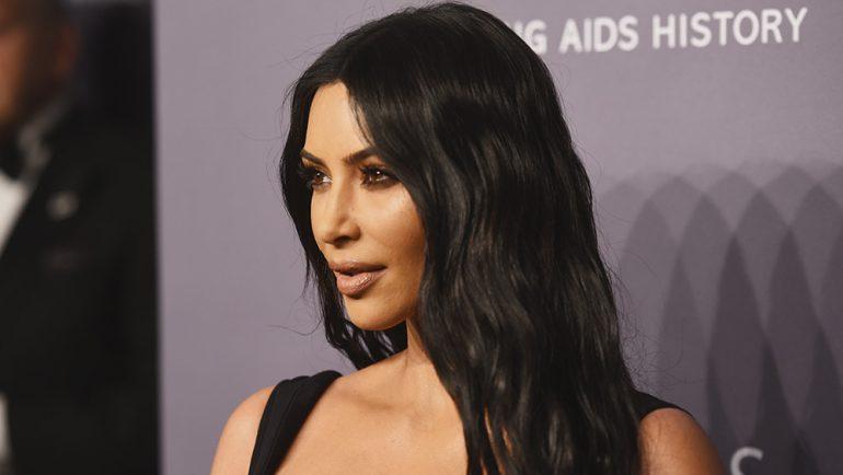 Kim Kardashian se siente aterrada por tener 4 hijos... ¡y Kanye quiere 7!