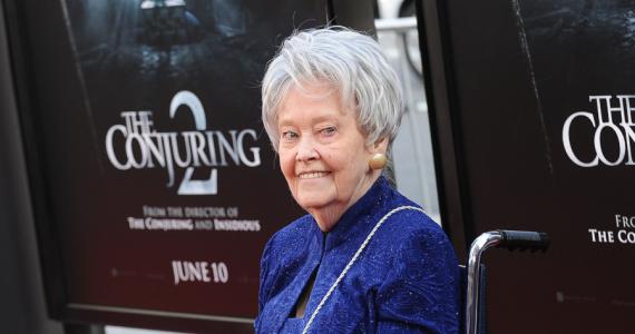 Fallece Lorraine Warren, la mujer que inspiró la saga de The Conjuring