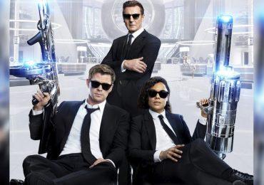 Regresan los Hombres de Negro con Chris Hemsworth y Tessa Thompson como protagonistas