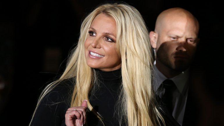 ¡Cuerpazo! Britney Spears luce espectacular tras visitar el psiquiátrico