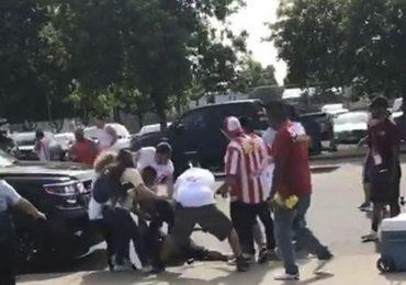 Americanista pierde un ojo luego de trifulca con seguidores de las Chivas