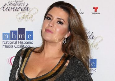 Alicia Machado. Foto de Getty Images