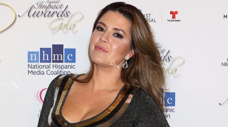 Alicia Machado. Foto de Getty Images