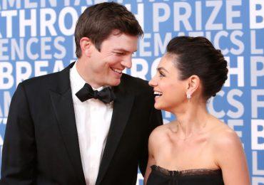Ashton Kutcher, Mila Kunis. Foto: Getty Images