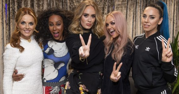 Spice Girls, Adele. Foto: The Grosby Group