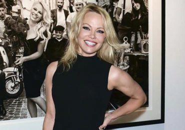 Pamela Anderson explota contra su novio, el futbolista francés - Getty