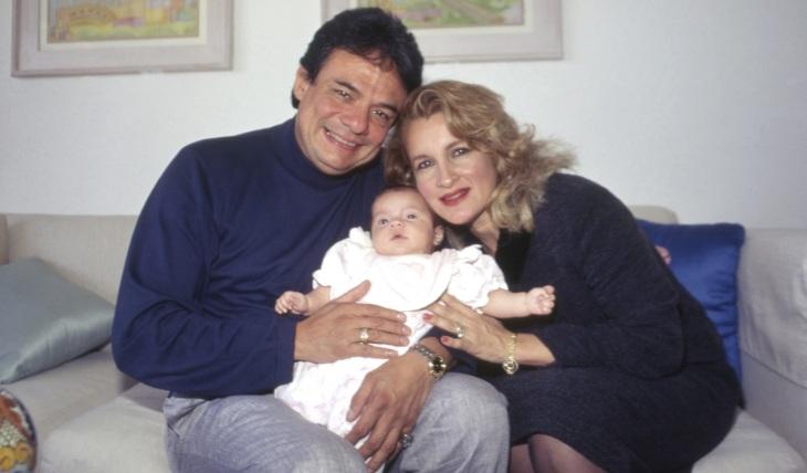 José José. Foto Archivo Televisa